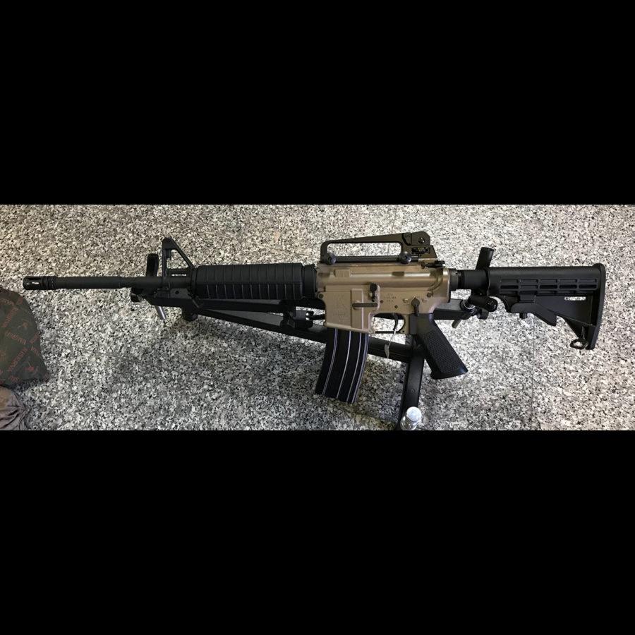 Bushmaster XM15 Image